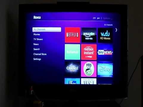 Netflix visto en el ROKU Panamá América Latina