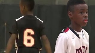 LeBron James Jr. - Like Father, Like Son (Highlights Mixtape)