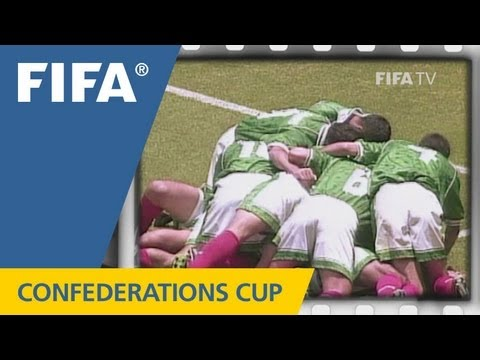 The Story of the FIFA Confederations Cup: 1999