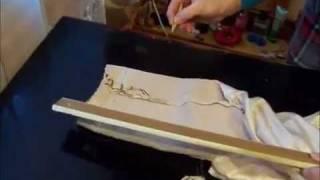 Как укоротить рукав с подкладом, How to Shorten a Sleeve With a Backing