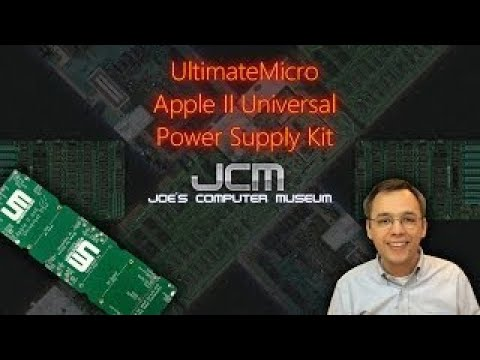 Assembly Lines #29: UltimateMicros Universal Power Supply Ki