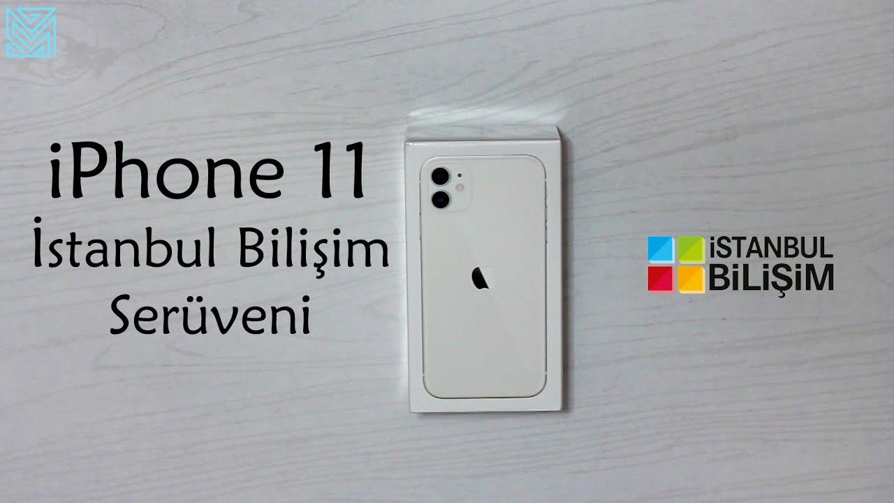 iPhone 11 İstanbul Bilişim ve Turkcell Serüvenleri - Kutu Açılımı