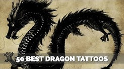 30 Best Dragon Tattoos for Men