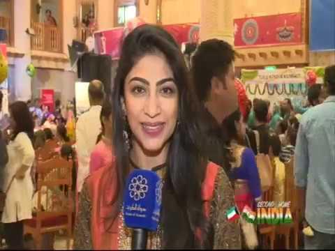 IIK Diwali Mela 2016   Report in KTV 2 (Part 2)