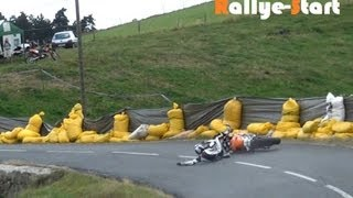 Course de côte moto de Marlhes 2013 - Rallye-Start [HD]