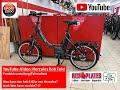 Hercules Klapprad Rob Fold - Produkttest / Fahrradvorstellung