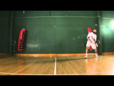 Badminton Footwork - Recovery (Kĩ thuật di chuyển trong cầu lông)