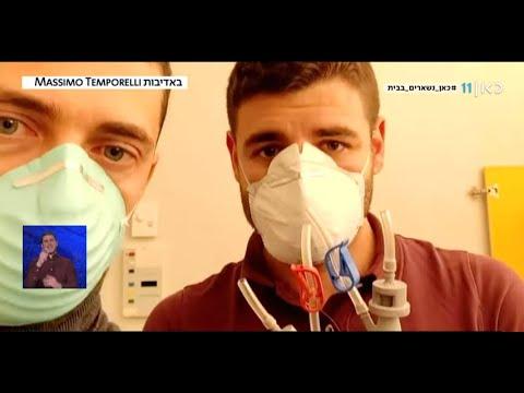 נלחמים בקורונה: הישראלים שמדפיסים מכונות הנשמה
