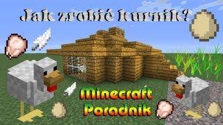 Minecraft Poradnik - Jak zrobić kurnik?