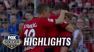 Video Gol Pertandingan Freiburg vs Ingolstadt