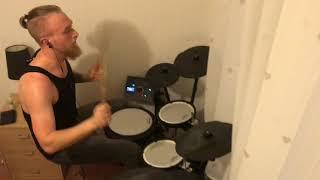 Godsmack - Devils Swing Drum Cover