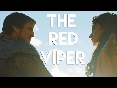 GoT Oberyn Martell  The Red Viper