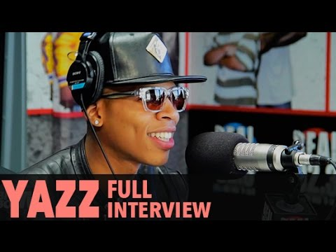 Download Yazz The Greatest of FOXs 'Empire' on Season 2, New Mix-tape and More! (Full Interview) | BigBoyTV