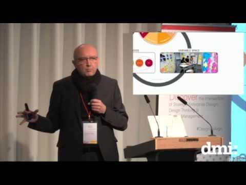 Opening Keynote by Prof. Ulrich Weinberg, HPI d-school / Intersection'15 + DMI Europe in Berlin