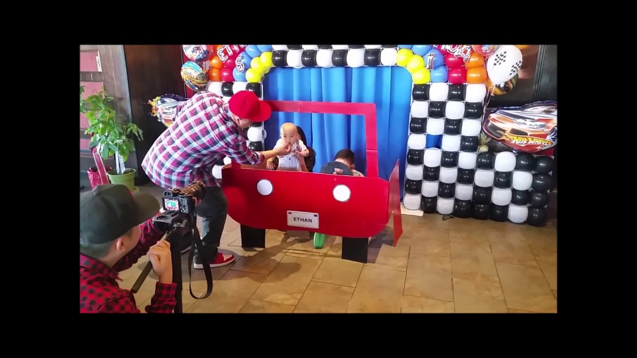 Cool Homemade Car Photo Booth Youtube