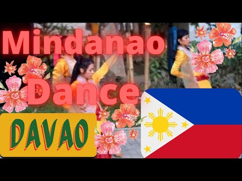 Mindanao Ladies Cultural Dance (Davao, the Philippines)