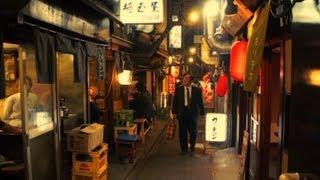 sony nex-5 movie 東京雑記・新宿  TOKYO DAYS / Tokyo still Dark
