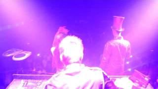 "Dj Patrick Martin @ Theatro Marrakech 11/02/2012 ""Intro"""