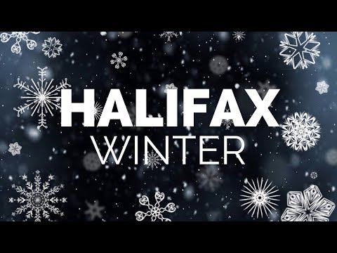 How to Dress for Winter in Halifax, Nova Scotia