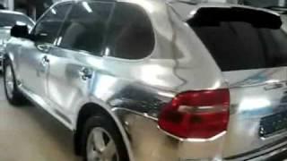 RE-styling Chrome(Re-Styling Авто Винил - лучший винил в Москве! Это специальная автомобильная ПВХ-пленка, которая наносится на..., 2010-02-06T08:46:06.000Z)