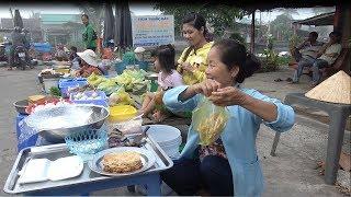Chợ Cái Tư Xã Vĩnh Hoà Hưng Nam - Gò Quao - Kiên Giang   Chợ Quê Miền Tây