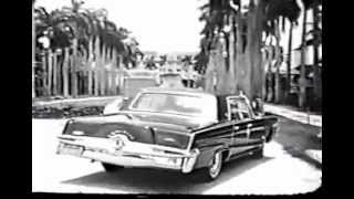 1964 Imperial LeBaron & Crown Imperial by Ghia - Opening Credits to O.K. Crakerby
