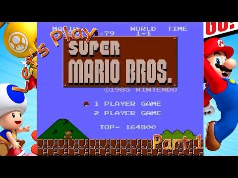 Let's Play Super Mario Bros. - Part 1