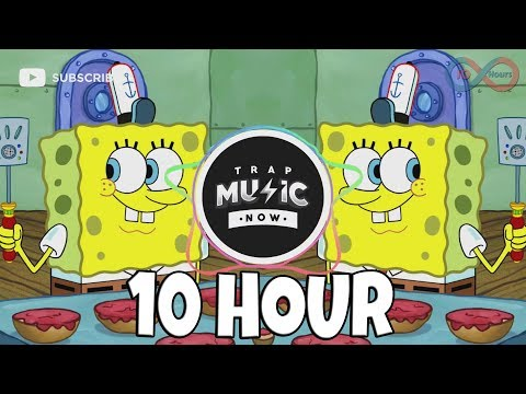 [10 HOUR] KRUSTY KRAB (Trap Remix) SPONGEBOB [2018]