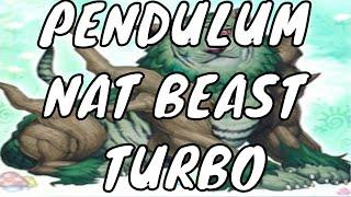 BROKEN!!! PENDULUM NAT BEAST TURBO COMBO TUTORIAL!!!! DESTROYSSS META LOL 5 NEGATES!!! YUGIOH!