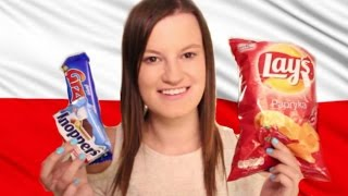 POLISH FOOD TASTE TEST