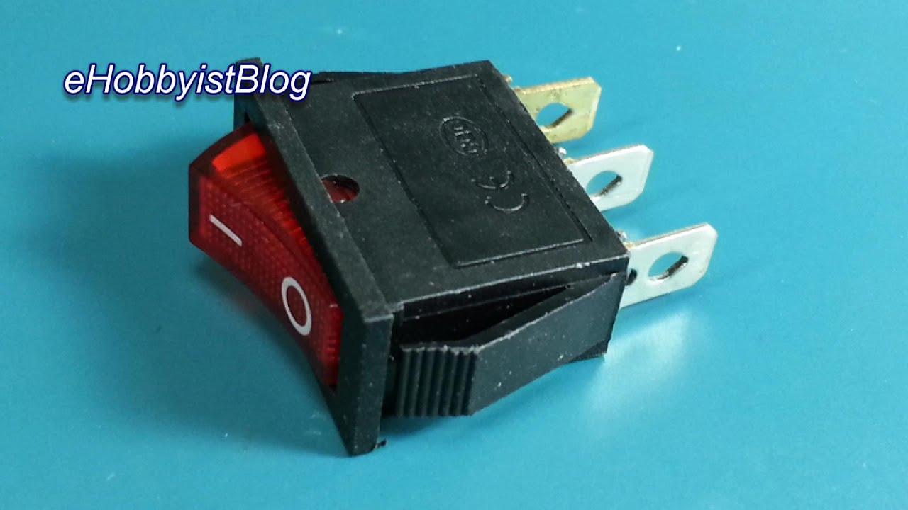 Lighted Rocker Switch Wiring Diagram 110 Get Free Image About Wiring
