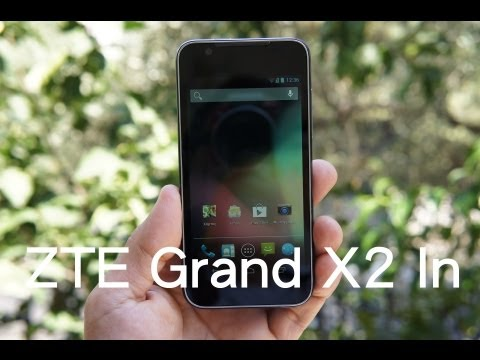 ZTE Grand X2 In hands-on