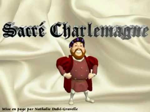 Sacré Charlemagne
