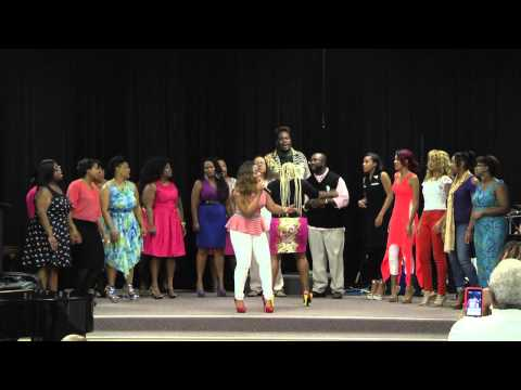 I Told The Storm (Greg O'Quin) - Chosen Generation (Lead: Bria Jones)