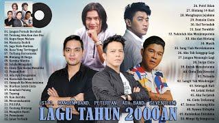 Lagu Terbaik Dari ST12, Kangen Band, Peterpan, Ada Band, Seventeen - 50 Lagu Tahun 2000an Terpopuler