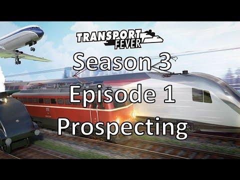 Transport Fever S03E01 - Prospecting