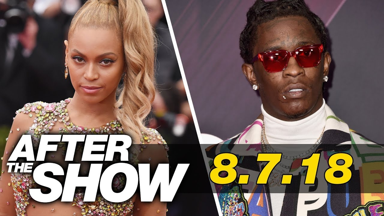 beyonce embraces fupa is young thug dropping his album this week