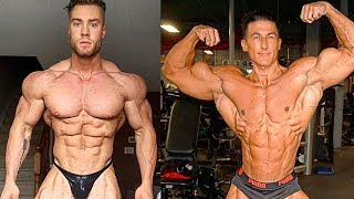 Chris Bumstead vs Sadik Hadzovic- Classic Physique Fitness and Bodybuilding Motivation 2019
