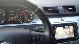 🚔 RNS 510  unlock DVD / TV while driving , 🚨Volkswagen Passat 🚓