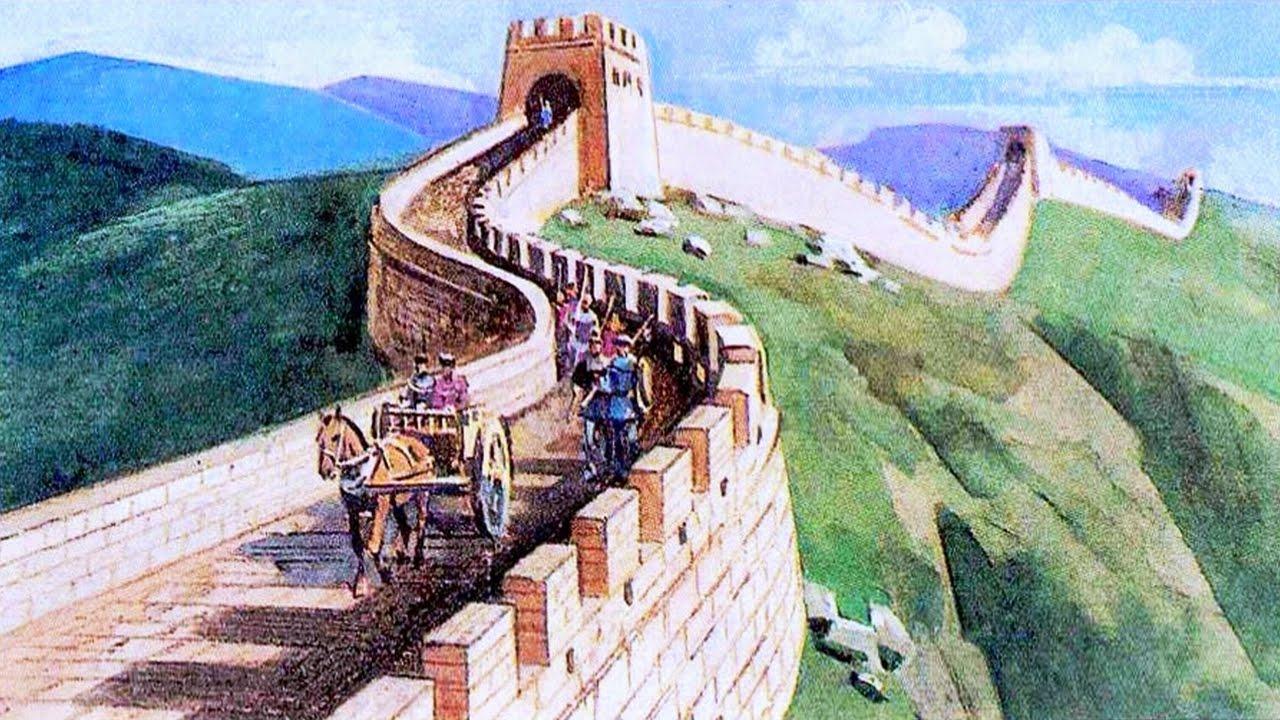фотографии китайская стена