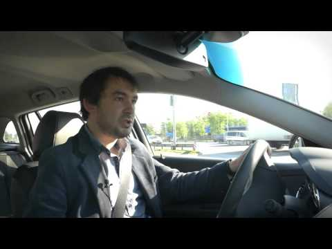 """Chevrolet Cruze New первый тест в Украине (презентация) от """"Первая передача"""""""