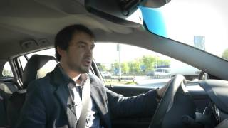 Chevrolet Cruze new первый тест в Украине (презентация) от