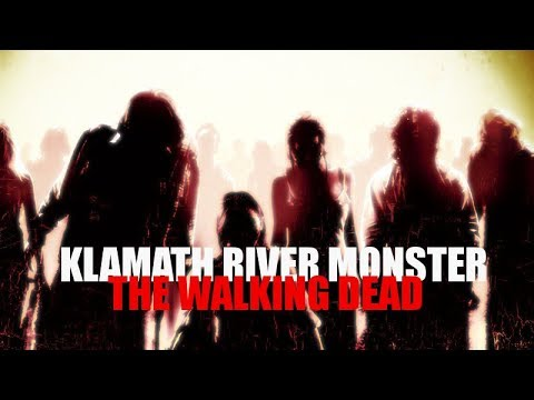 'Klamath River Monster & The Walking Dead' | Paranormal Stories