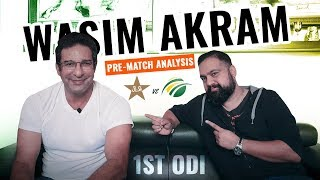 Download Video 'Mohammad Amir has got pace, but his swing has diminished. I will work with him' - Wasim Akram MP3 3GP MP4