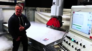 Sacramento Gets another Sasso K600 Extreme Five Axis Saw