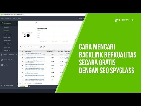 Jasa Backlink Gsa Ser indonesia