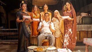 हिंदी के साथ बॉलीवुड / हिंदी फिल्म पद्मैन अक्षय कुमार
