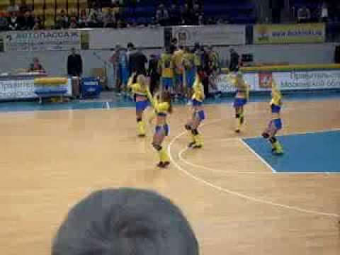 ГП Химки - Ритмичный танец