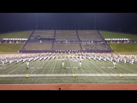 Whitehouse High School Band - 2015 UIL Region 21 Marching Band Contest
