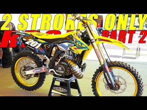 2 Strokes Only At Red Bull Straight Rhythm RAW Part 2 -Motocross Action Magazine